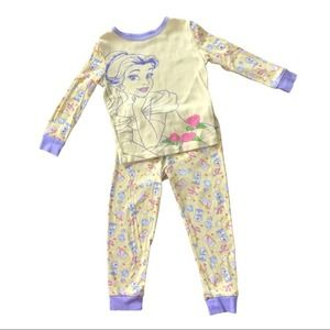 Disney's Beauty and the Beast Belle Pajamas